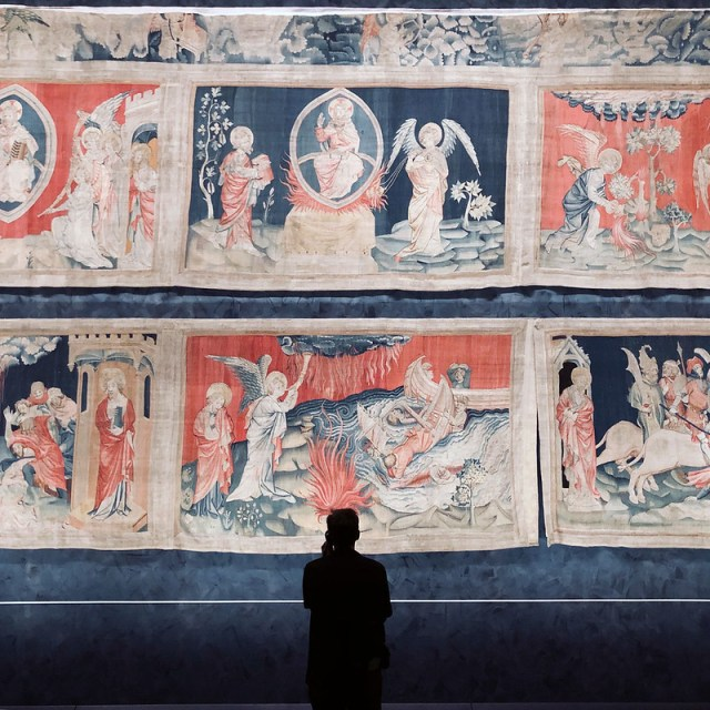 Apocalypse Tapestry in Angers
