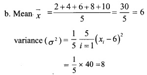 HSSlive Plus One Maths Chapter Wise Questions and Answers Chapter 15 Statistics 2