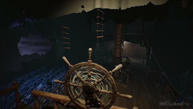 Capas de miedo 2 - Barco pirata
