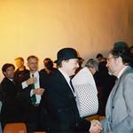 Michael Erlhoff, Joachim Metzner Diplomfeier 1997