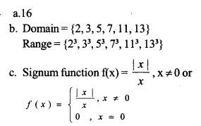 HSSlive Plus One Maths Chapter Wise Previous Questions Chapter 2 Relations and Functions 17