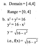HSSlive Plus One Maths Chapter Wise Previous Questions Chapter 2 Relations and Functions 4