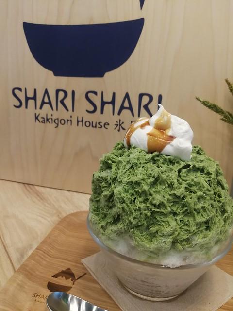 Shari Shari Akigori