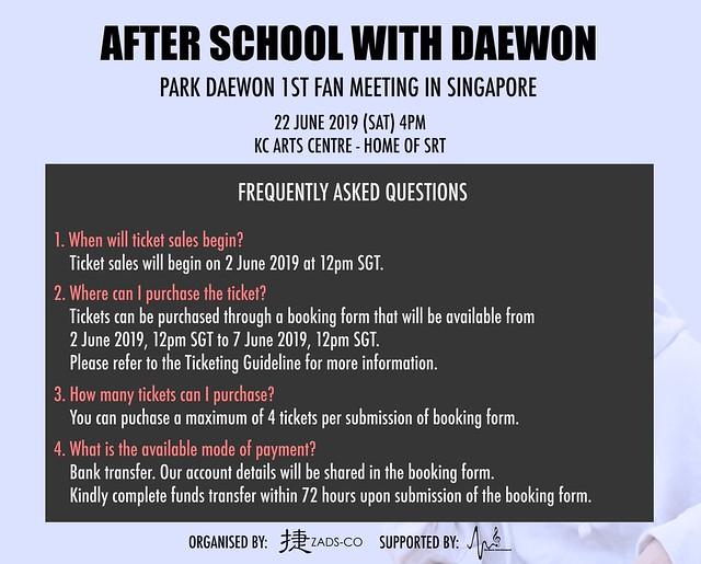 Park Daewon in Singapore FAQ1
