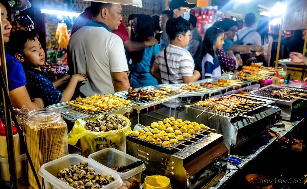 Night Market Melaka