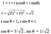 HSSlive Plus One Maths Chapter Wise Previous Questions Chapter 5 Complex Numbers and Quadratic Equations 21