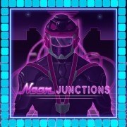 Thumbnail of Neon Junctions (Cross-Buy) on PS4