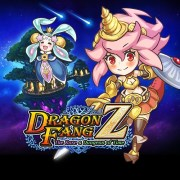 Thumbnail of DragonFangZ - The Rose & Dungeon of Time on PS4