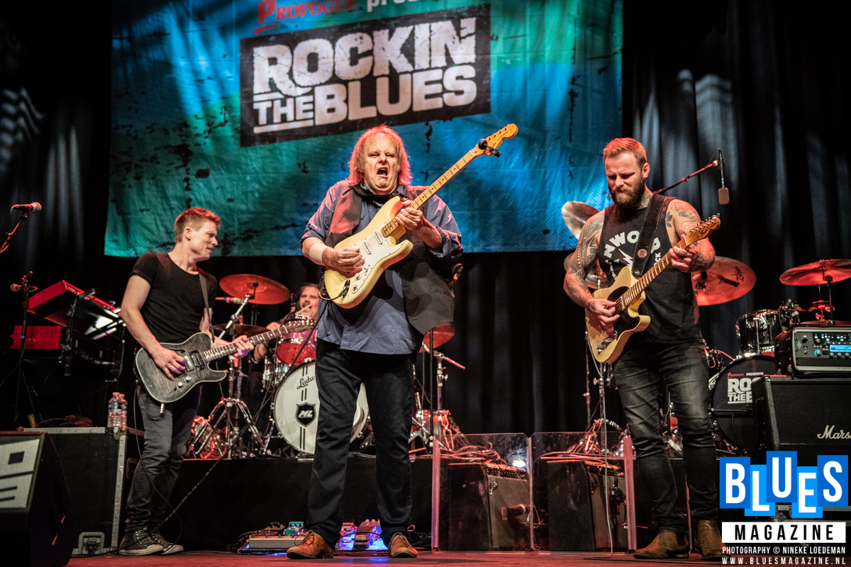 Walter Trout - Jonny Lang - Kris Barras @ Rockin' The Blues Festival 2019-8