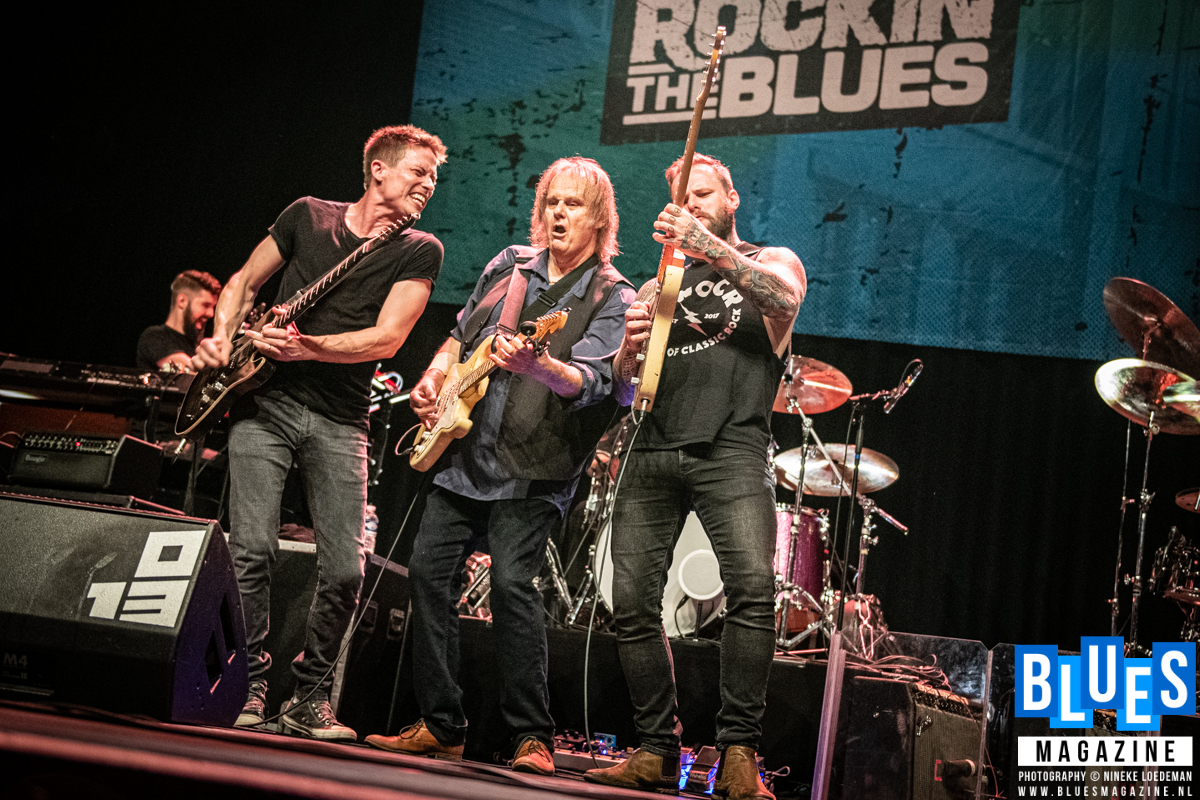 Walter Trout - Jonny Lang - Kris Barras @ Rockin' The Blues Festival 2019-9