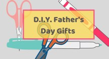 DIY Fathers Day Gifts 2019
