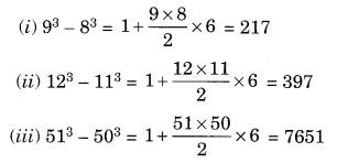 Cubes and Cube Roots NCERT Extra Questions for Class 8 Maths Q13.1