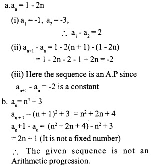 HSSlive Plus One Maths Chapter Wise Previous Questions Chapter 9 Sequences and Series 38