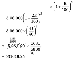 NCERT Solutions for Class 8 Maths Chapter 8 Comparing Quantities Ex 8.3 Q11