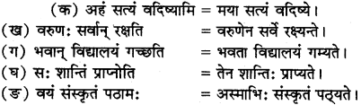 RBSE Solutions for Class 12 Sanskrit Chapter 1 मङ्गलाचरणम् 6