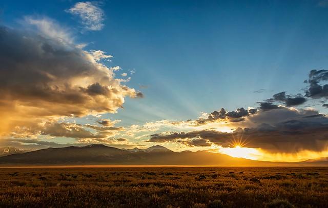 Great Basin Sunset