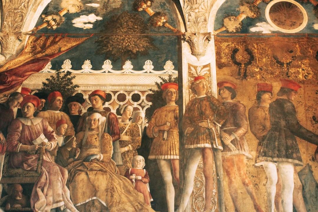 Camera degli Sposi, Palazzo Ducale, Mantova