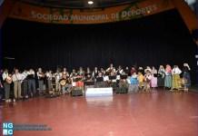 XV Festival Regional de Folclore