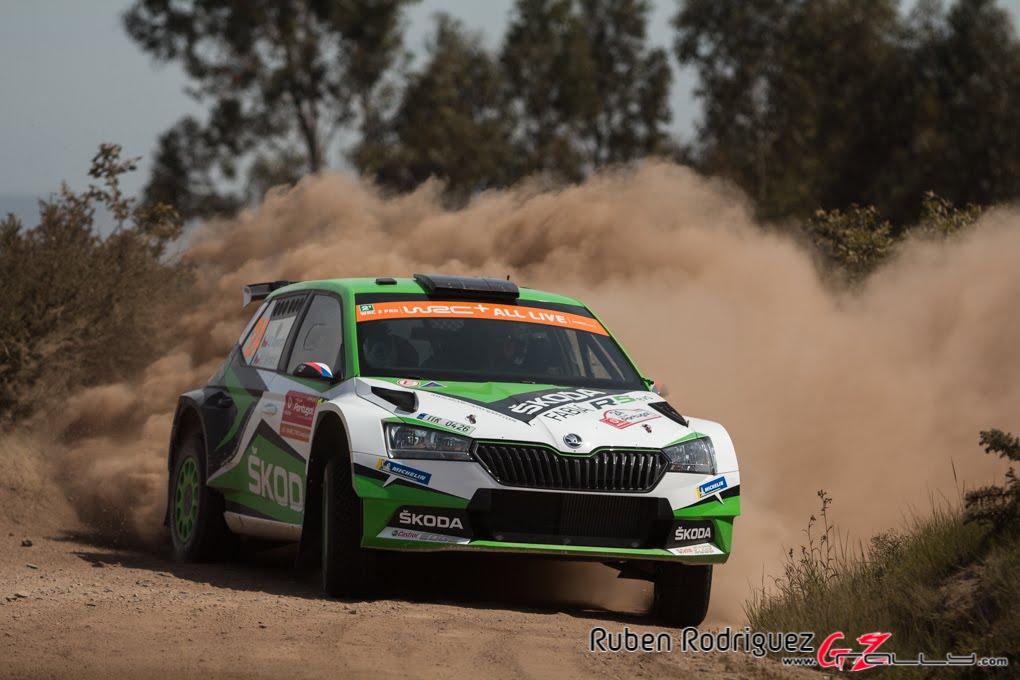 Rally Portugal WRC 2019 - Ruben Rodriguez