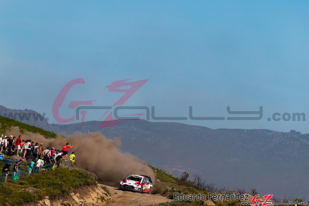 Rally de Portugal WRC 2019 - Eduardo Fernandez