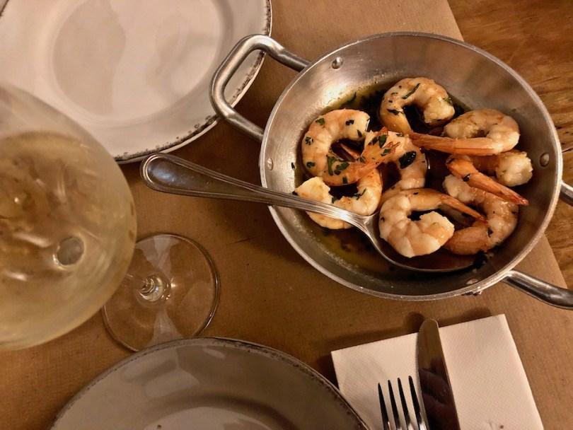Cosa mangiare in Portogallo? Camarao Mozambique