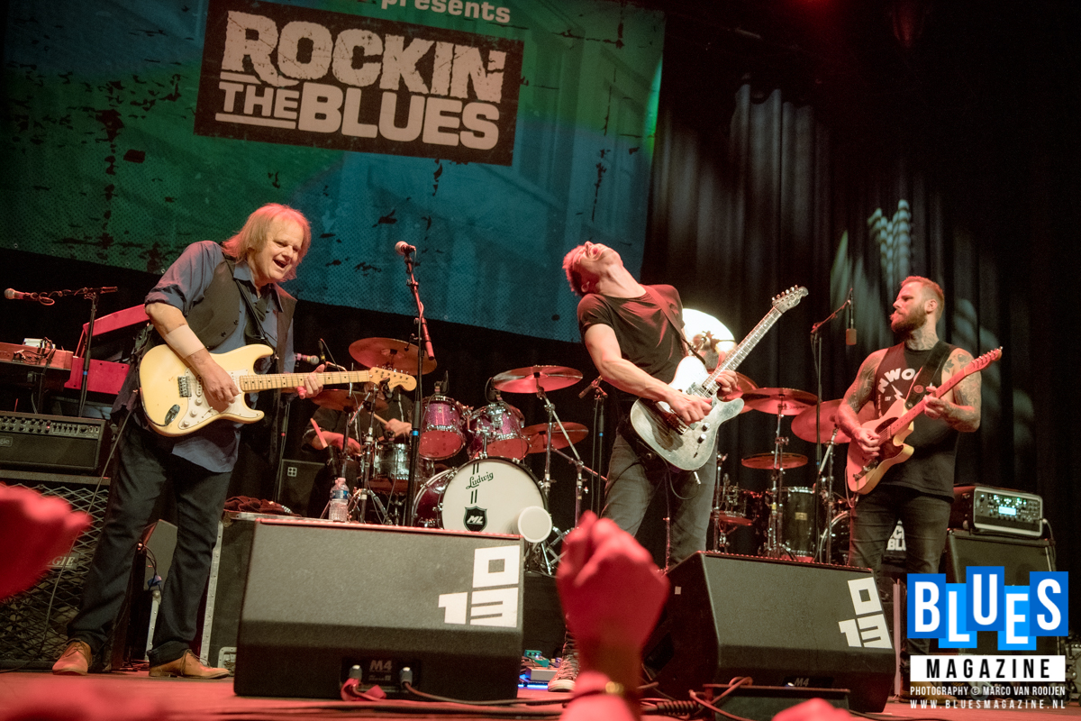 Rockin' The Blues 2019 feat. Walter Trout, Jonny Lang & Kris Barras