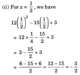NCERT Solutions for Class 8 Maths Algebraic Expressions and Identities Ex 9.3 Q4