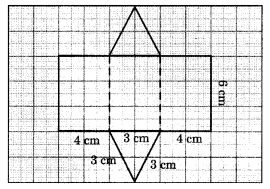 Visualising Solid Shapes NCERT Extra Questions for Class 8 Maths Q8