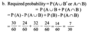 HSSlive Plus One Maths Chapter Wise Previous Questions Chapter 16 Probability 9