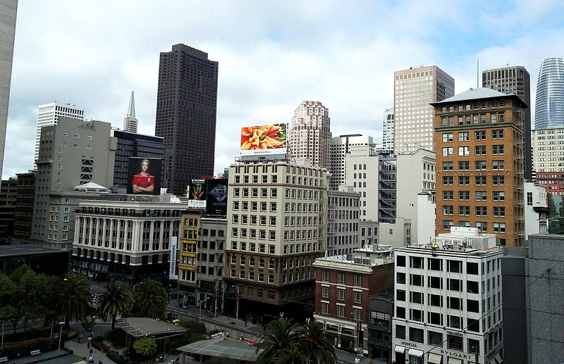 Union Square, San Francisco.