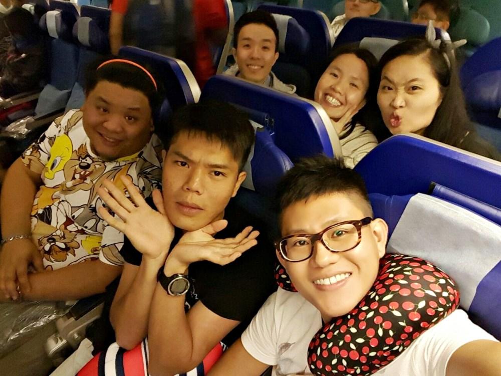 4 Nov 2015: Departure | Changi Airport, Singapore