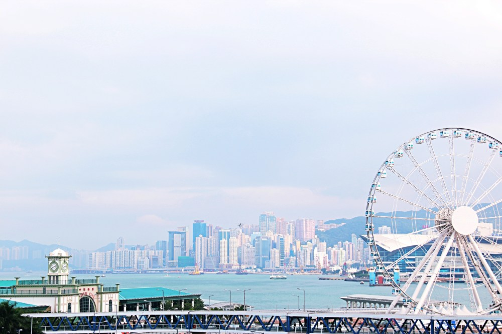 5 Nov 2015: IFC Rooftop | Central, Hong Kong
