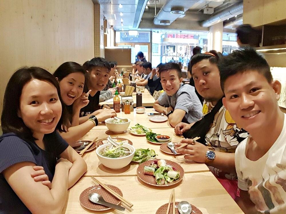 5 Nov 2015: Bêp @ Wellington Street | Central, Hong Kong