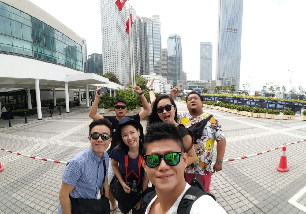 5 Nov 2015: City Gallery | Central, Hong Kong