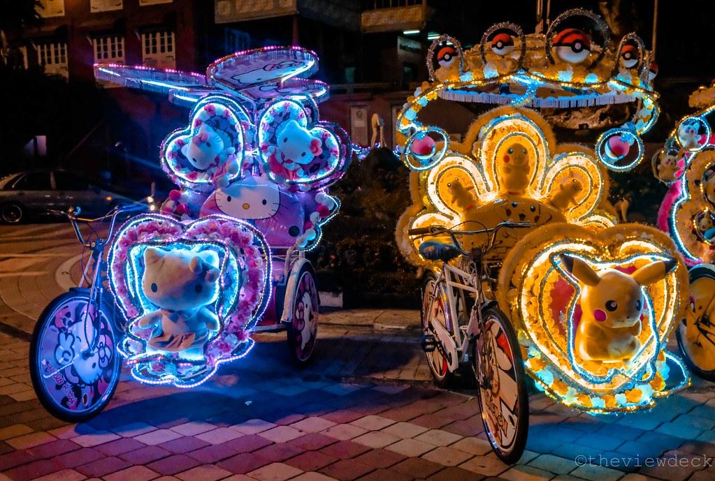 Melaka Ride