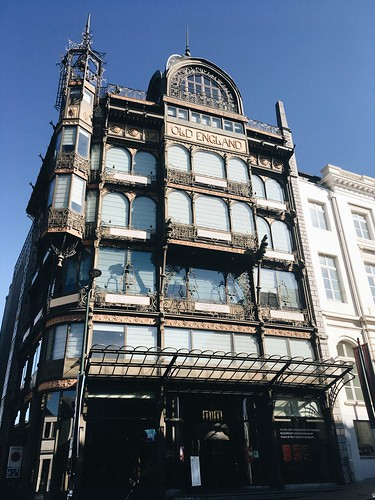 Art Nouveau en Flandes