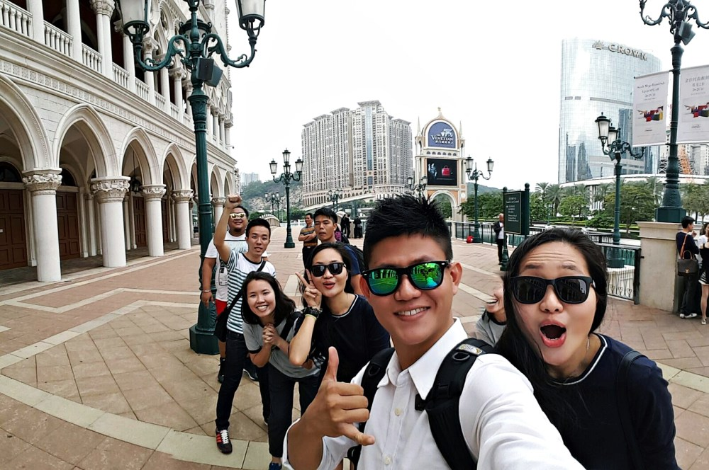 6 Nov 2015: The Venetian | Macau, China
