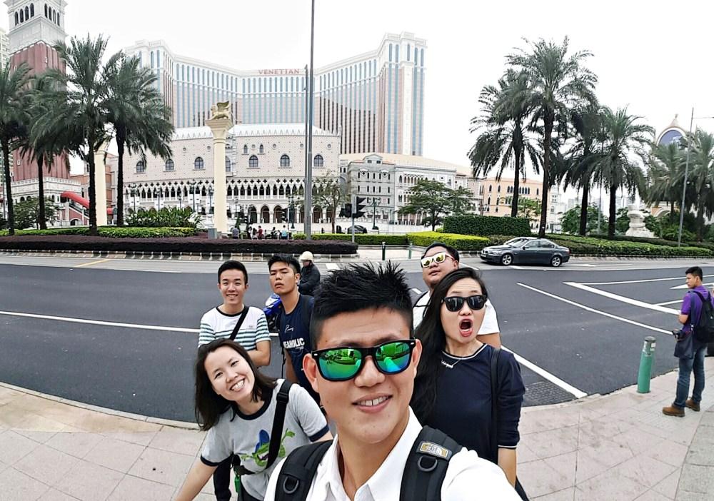 6 Nov 2015: The Venetian | Macau, China