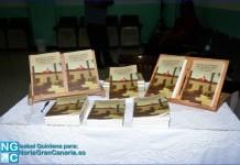 Presentación del libro Apuntes de la Comarca del Tabaibal de Telde