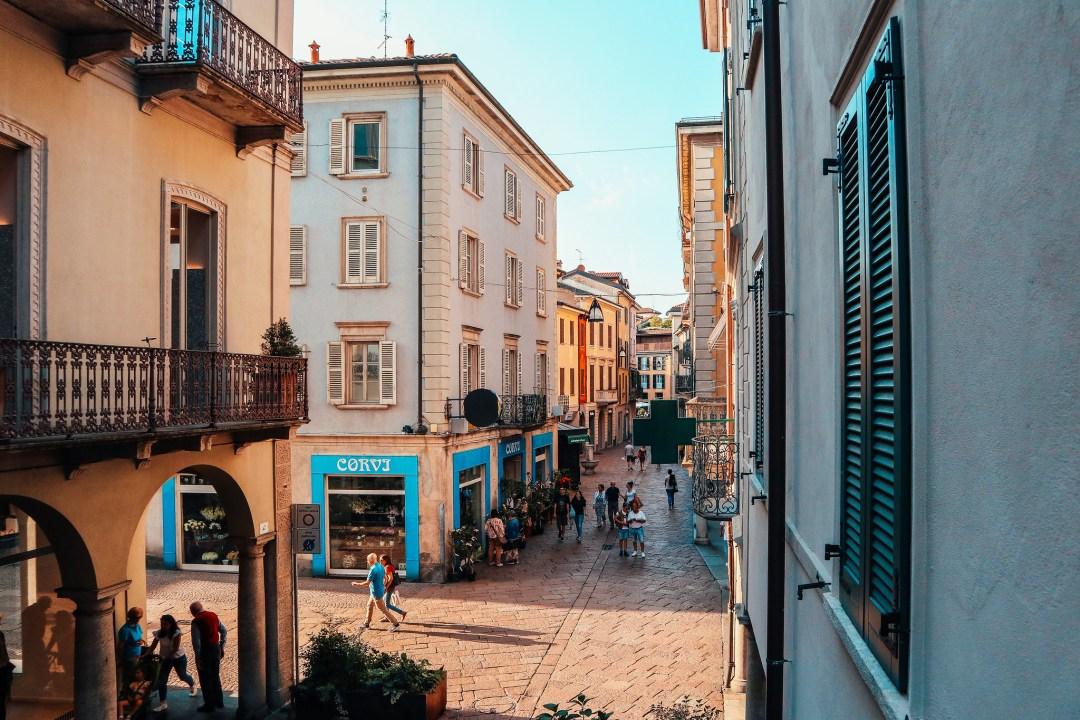 Corso Matteotti, Varese