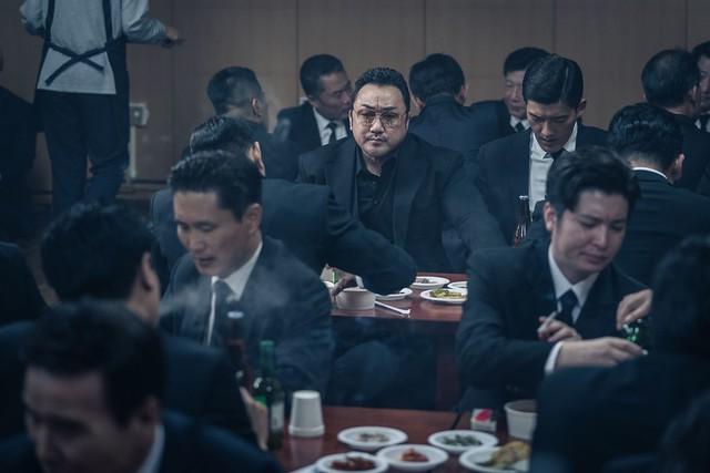 MA Dong-seok Gangster