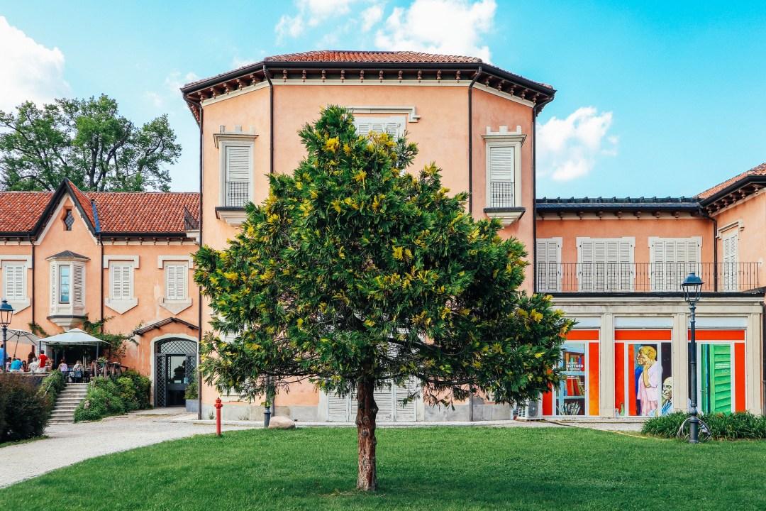 Villa Mirabello, Varese