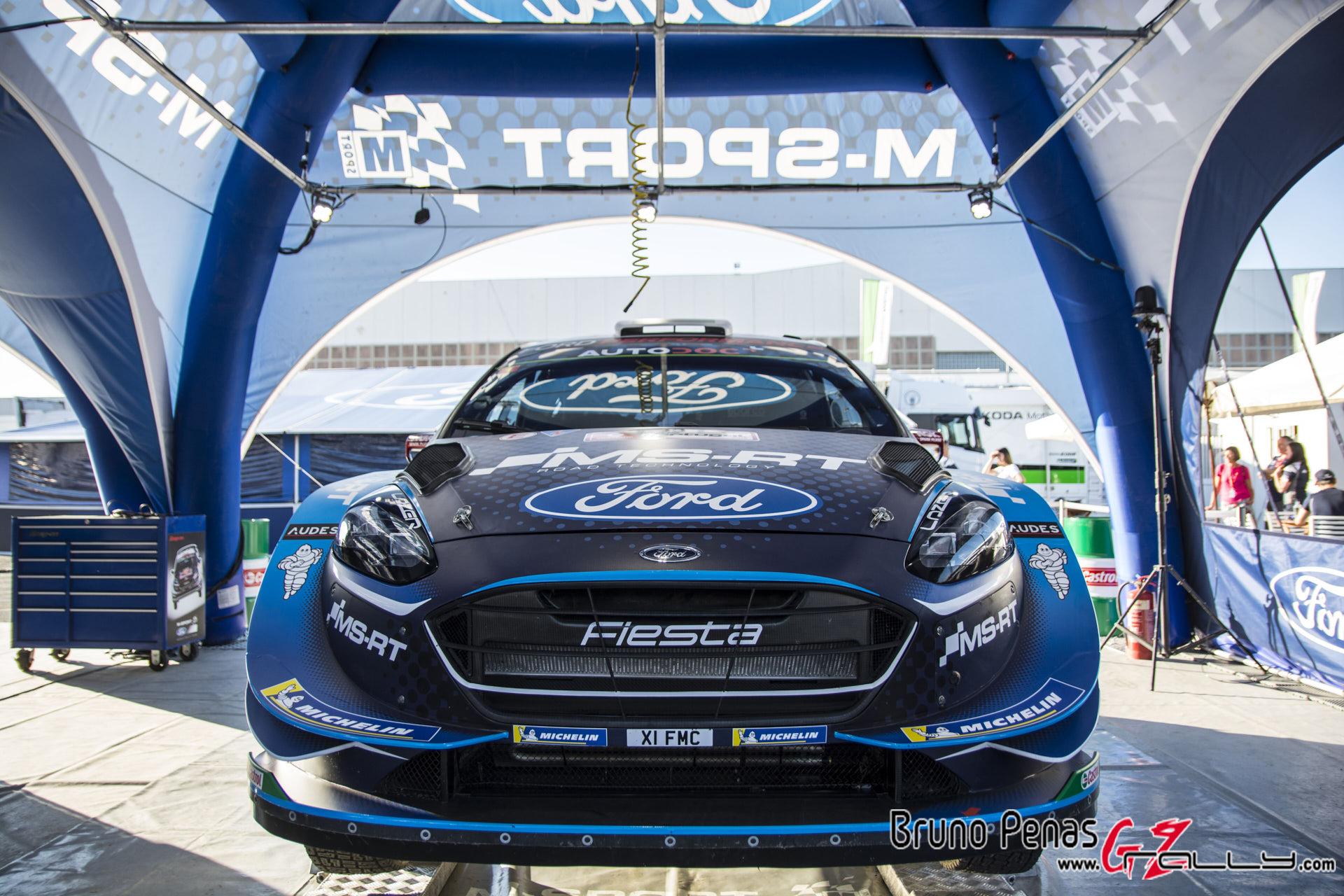 Rally Portugal WRC 2019 - Bruno Penas