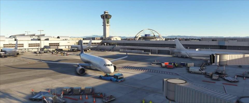 Microsoft Flight Simulator - 공항