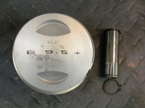 New 9.5:1 Piston Kit Contents