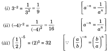 NCERT Solutions for Class 8 Maths Chapter 12 Exponents and Powers Q1
