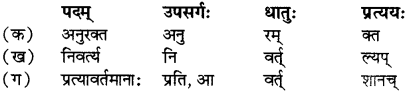 RBSE Solutions for Class 12 Sanskrit विजेत्र Chapter 7 नन्दिनीकथा 7