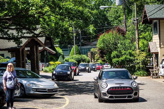 2019-06-01 Blue Ridge Parkway with Minis