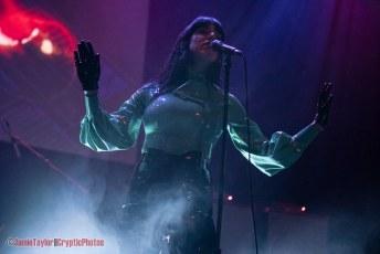Chromatics + Desire + In Mirrors + Monashee @ The Vogue Theatre - June 6th 2019