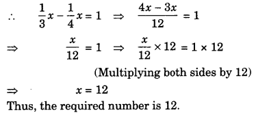 Simple Equations Class 7 Extra Questions Maths Chapter 4 Q7